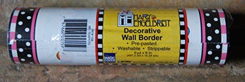 (Mary Engelbreit Decorative Wall Border Teapots)