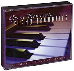 Great Romantic Piano Favorites (Reader's Digest Music) (Piano Players Great)