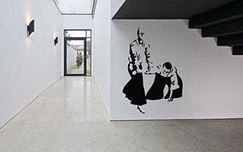 Wall Room Decor Art Vinyl Sticker Mural Decal Aikido Mixed Martial Arts Sport Mma Poster AS2834