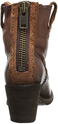 Frye Womens Leslie Artigianali Short Boot Whisky