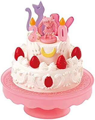 Pleasing Amazon Com Sailor Moon Crystal Birthday Cake 8 Kinds Toys Games Personalised Birthday Cards Cominlily Jamesorg