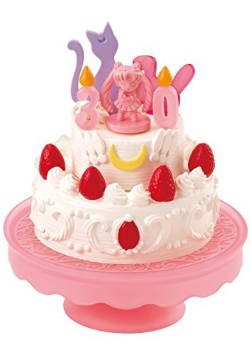 Sailor Moon Crystal Birthday Cake BOX Item 1 8 Pieces All Types Amazonca Toys Games