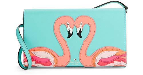 Amazon.com: Kate Spade New York Flamingo Pippa - Bolsa con ...