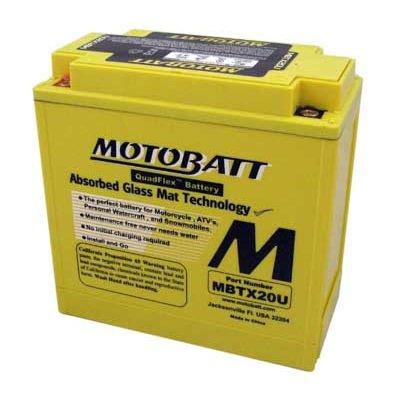 MotoBatt MBTX20U Lead_Acid_Battery