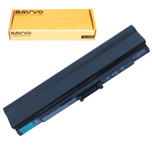 Bavvo Battery Compatible with ACER Ferrari One 200, Black Acer Ferrari One 200