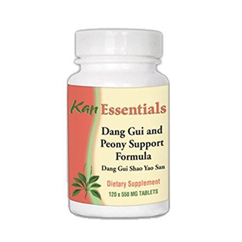 Kan Herbs - Dang Gui and Peony Support Formula 120 Tabs