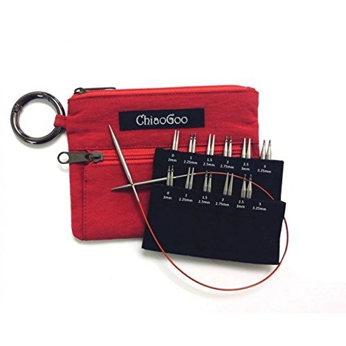 CHIAOGOO Interchangeable Needle Tips
