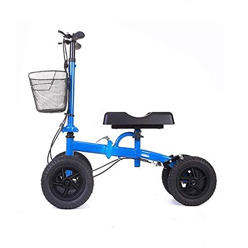 Y-L Ancianos Discapacitados 10 Pulgadas 4 Ruedas Neumático ...