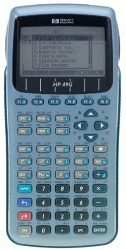 Amazon.com : HP HP49G Graphing Calculator : Graphing Office ...