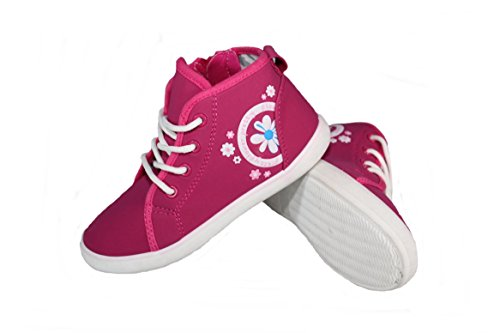 Lupilu Mädchen Sneaker Schuhe Pink 29