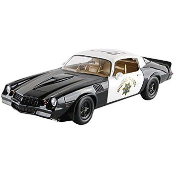 Greenlight 1979 Chevrolet Camaro Z/28 California Highway Patrol Hardtop (CHP) 1/18 Diecast Model Car