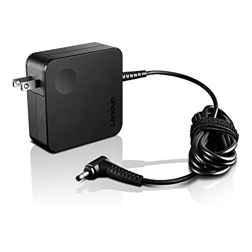 Lenovo 65W Computer Charger - Round Tip AC Wall Adapter (GX20L29355)