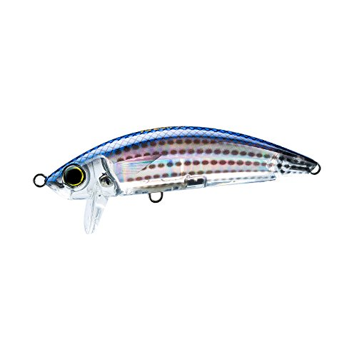 "Yo-Zuri 3D Inshore Surface Minnow (F) 70mm 2-3/4"" Mullet Floating Lure"