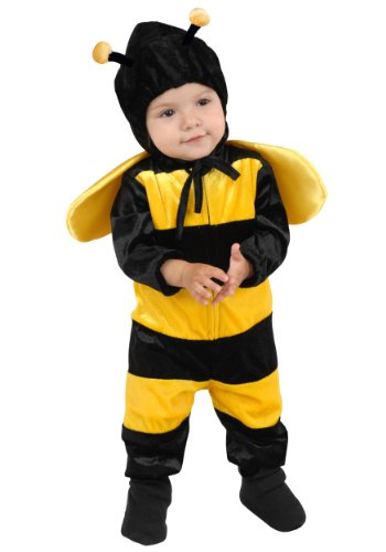 Charades Costume - Little Bee - 6-18 months - Pot Of Honey Infant Costume