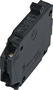 General Electric THQP115 Circuit Breaker, 1-Pole 15-Amp Thin Series