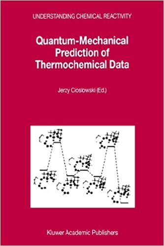 Physical chemistry the production e books quantum mechanical prediction of thermochemical data by jerzy cioslowski fandeluxe Gallery