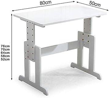 WGG Juego de sillas de escritorio para niños, altura ajustable ...