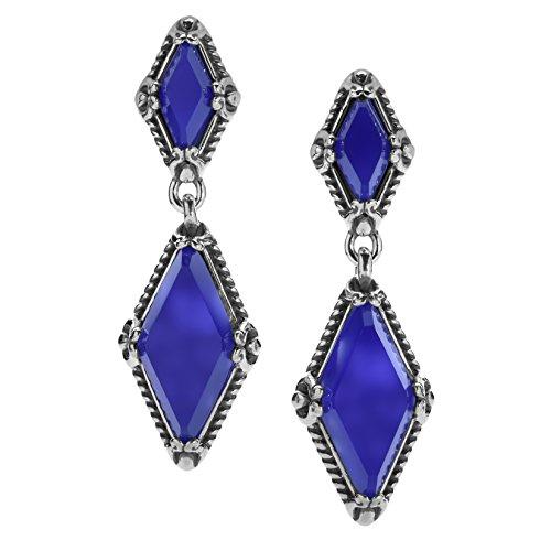 Agate Set Earrings - 4