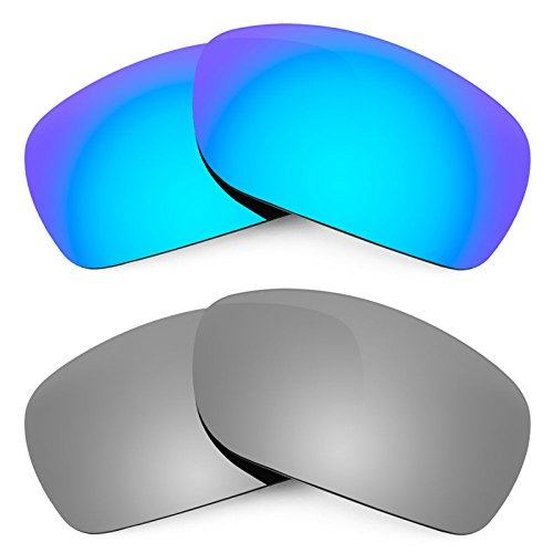 Revant Replacement Lenses for Smith Super Method 2 Pair Combo Pack - Sunglasses Threshold Smith