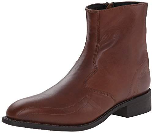 Laredo Men's Hoxie Western Boot - Mid Brown - 11 D(M) US