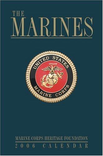 The Marines: 2006 Engagement Calendar ()