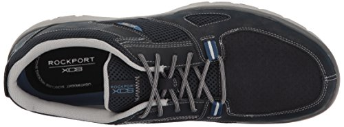Rockport Mens Kingstin Ubal Oxford Blue