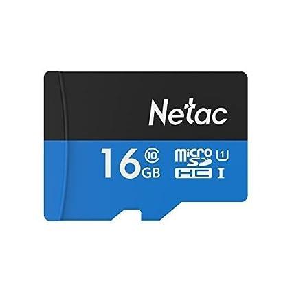 netac tarjeta micro SD SDHC/SDXC UHS-I U3 de tarjeta TF U1 16 GB ...