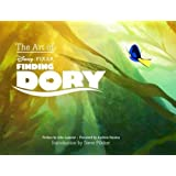 The Art of Finding Dory (Disney Pixar)