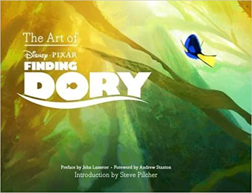 ART OF FINDING DORY HC: Amazon.it: John Lasseter, Andrew Stanton ...