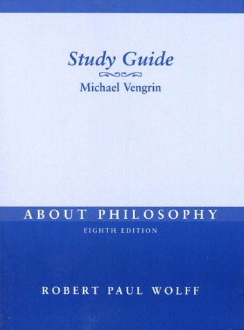 About Philosophy: Study Guide -