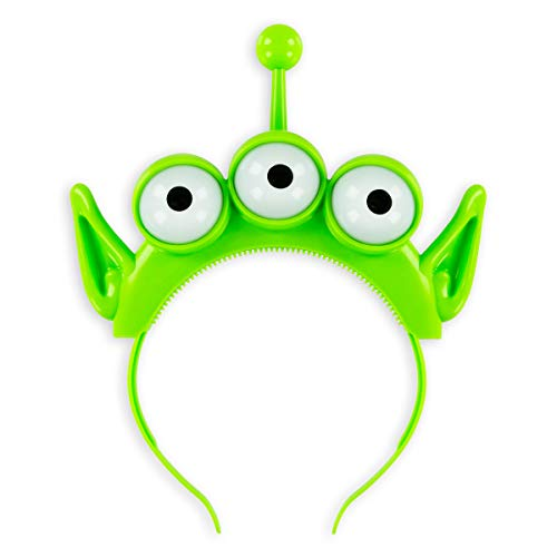 Disney Parks Pixar Fest Toy Story Green Men Alien Light Glow Ears -