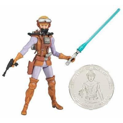 Star Wars Basic Figure McQuarrie Series #5 Starkiller Hero Hasbro 87338