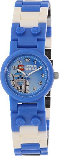 Amazon.com: LEGO Kids' 8020318 Star Wars R2D2 Plastic Watch With ...