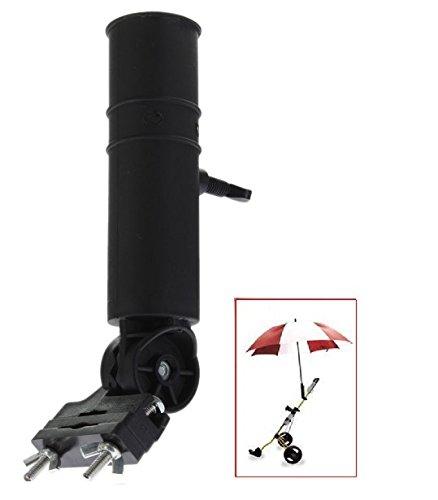 Golf Trolley Universal Schirmhalter / Regenschirmhalter / Sonnenschirmhalter / Halter