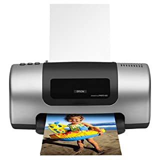 Epson 820S Photo Inkjet Printer (Silver)