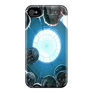 Iphone 4/4s Hard Case With Awesome Look - QmVpTvv6454UsSlw