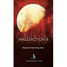 Malédiction 4 | Livre lesbien, roman lesbien (French Edition)