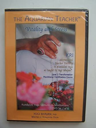 Amazon.com: The Aquarian Teacher ~ Vitality and Stress (Vol ...