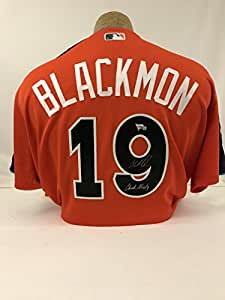 Charlie Blackmon Signed and Inscribed All-Star Jersey