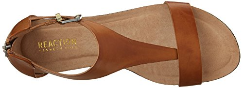 Kenneth Cole Reaction Women's Great Gal Wedge Sandal Toffee 7XvQmNR5