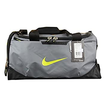 a446facef7 Nike Air Max Team Training Duffel Bag Sports Holdall Gym Travel Small Bag  BZ9702  Amazon.co.uk  Luggage
