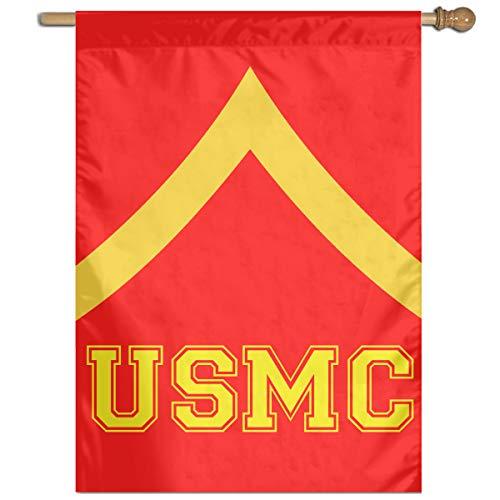USMC Private First Class E2 Home Banner Flags Springtime 27