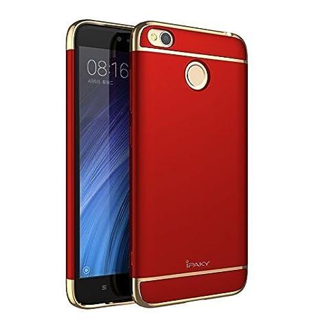 i-comercio T-Five Funda Xiaomi Redmi 4X Carcasa Orginal ...