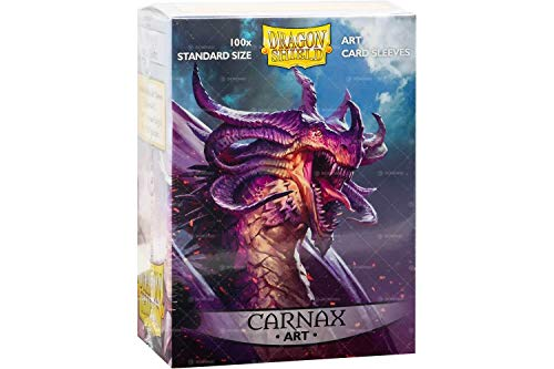 Sleeves: Dragon Shield Limited Edition Art Sleeves: Carnax ()