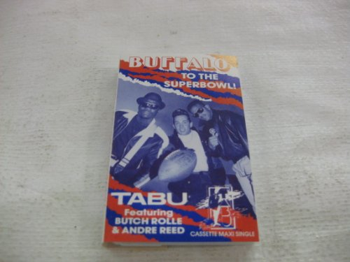 buffalo to the superbowl! tabu featuring butch rolle & andre reed Andre Reed Buffalo