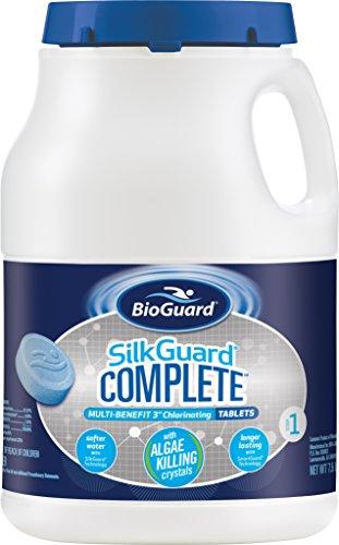 BioGuard SilkGuard Complete 3' Chlorinating Tabs (7.5lb)
