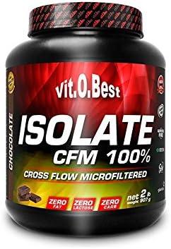 Vitobest Isolate Proteína, Sabor de Limon - 907 gr