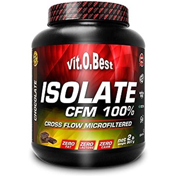 Vitobest Isolate Proteína, Sabor de Chocolate - 907 gr ...
