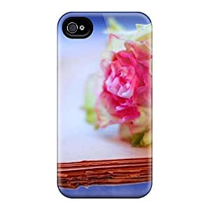 popular IVkhmNJ3065aBWgY Case Cover Protector For Apple Iphone 4/4S Case Cover - Vintage Love Novel