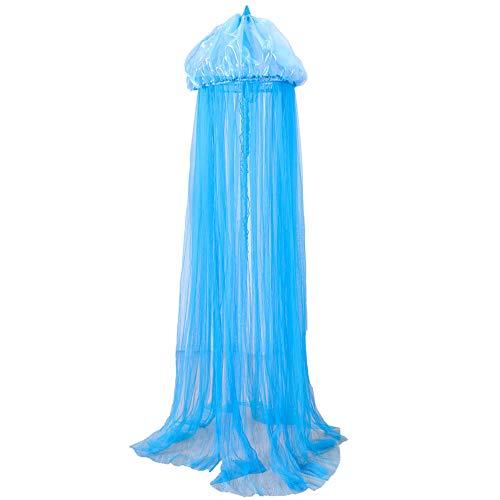 SXPC Crib net Summer Jellyfish Bed Curtain Baby Dream Gauze Mosquito net Children's Jellyfish Indoor Tent Anti-Mosquito